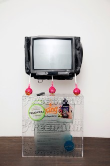 Freemium Crushed TV: Candy Crush Saga, 2013. Photo by Samuel Ash