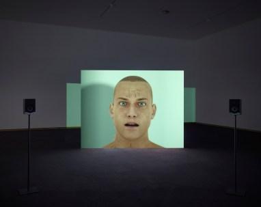 Ed Atkins, Ribbons (still), 2014, collection Stedelijk Museum Amsterdam. Photo: Gert Jan van Rooij