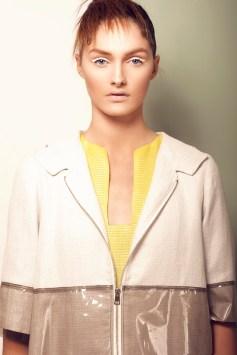 Top: Chiara Baschieri Jacket: Quattromani