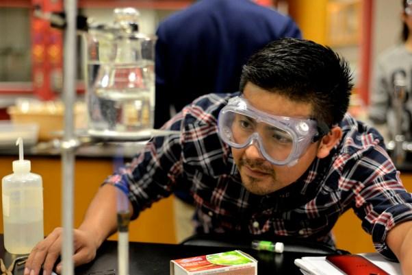 mixteco student at Washington State University