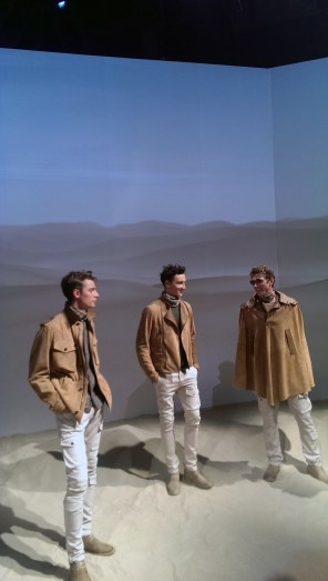 BELSTAFF, london fashion week