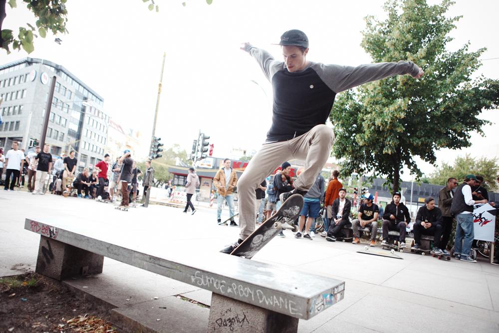 Berlin Go Skate day 2015