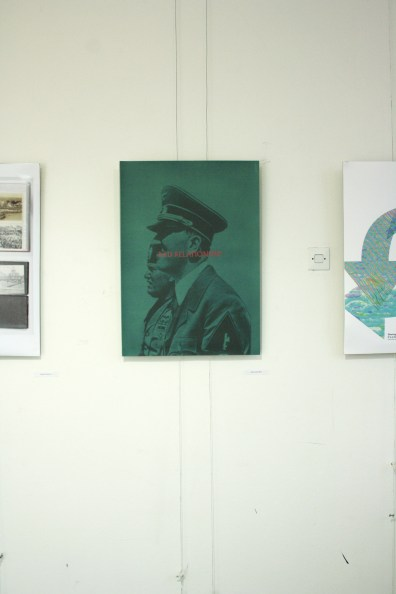 """1:18 Poster Exhibition"""