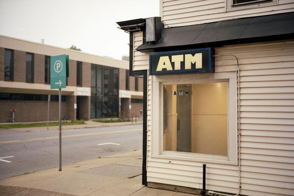 Pearl Street ATM, Patrick McCormack