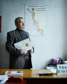 Nikolay Babilunga - Professor of Transnistrian History and Creator of the Transnistrian History Curriculum