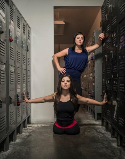 Moceanu Sisters. Photo: Sasha Maslov