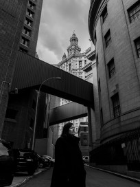 US Attorney Sharon Cohen Levi near her office located 1 Saint Andrew's Plaza in Dowtown Manhattan on April 24th 2015. Sasha Maslov for the New York Times
