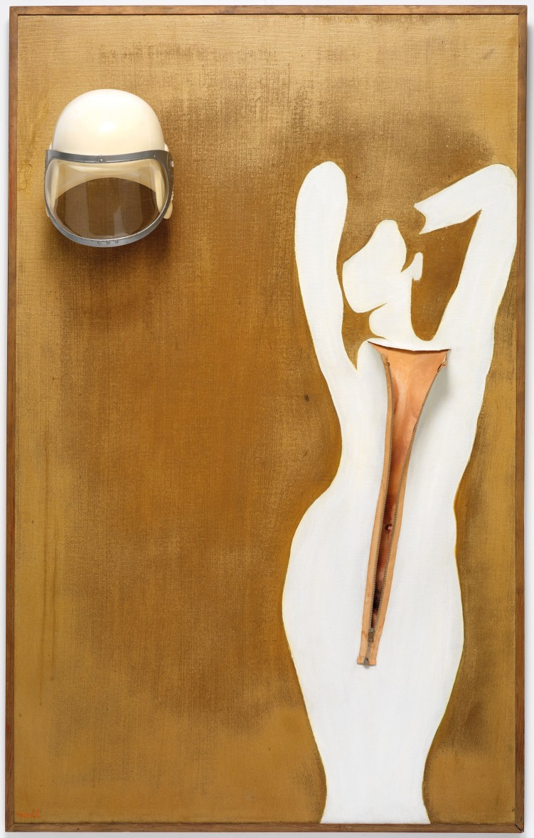 Axell,Valentine 1966, Collection of Philippe Axell