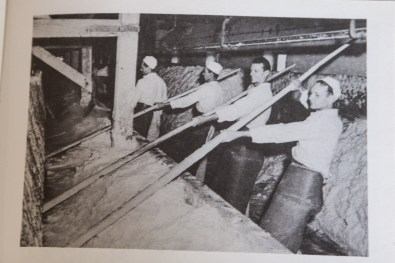 Tuzla, Bosnia-Erzegovina. SOLANA Tuzla, Inc. Salt Industry. The salt processing.
