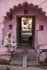 Being victims of rejection and discrimination most of the widows depend mainly on begging, singing devotional songs and charity.