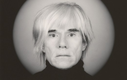 Robert Mapplethorpe (1946-1989) Andy Warhol 1986 Épreuve à la gélatine argentique  Image: 48,9 × 48,9cm Los Angeles County Museum of Art et J. Paul Getty Trust 2011.30.30 © Robert Mapplethorpe Foundation. Used by permission.