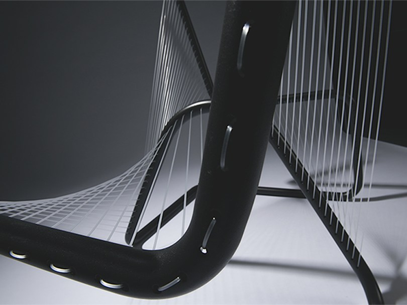 design, chair, Clara Schweers, saites