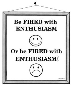 Enthusiasm Power