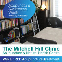 Acupuncture Awareness Week Competition
