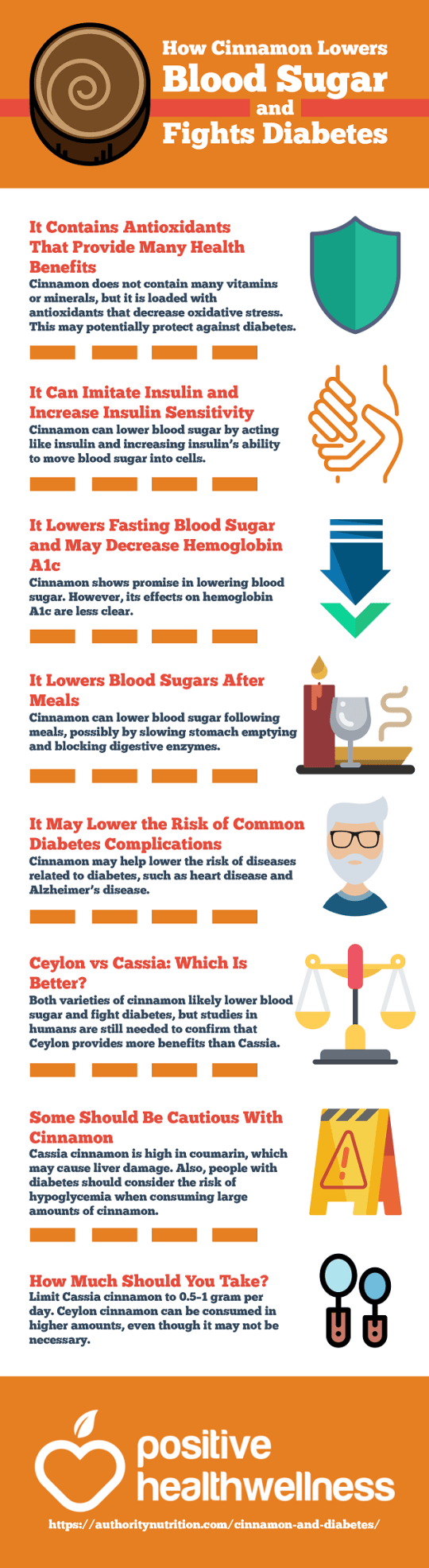 How Cinnamon Lowers Blood Sugar and Fights Diabetes