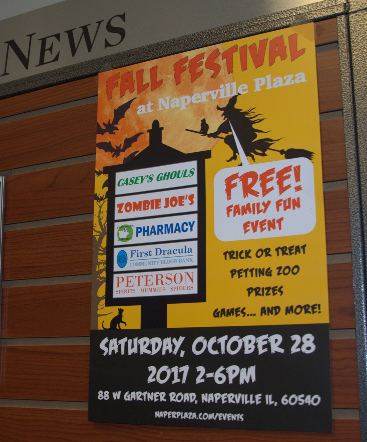Halloween Hop – Sunday, October 28, 2020, Downtown Naperville, October 28 Celebrate safely! Halloween weekend has arrived in Naperville
