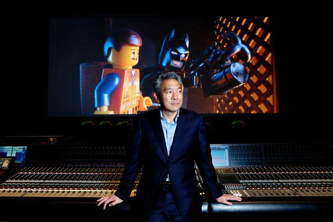 Warner Bros. CEO Credits 'Petaluma' for His Winning Style & Success