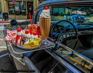 1960 Chevrolet Impala Owners: Romeo & Kathy Maffia