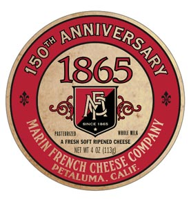 Marin French Cheese Company 150th Anniversary
