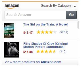 Amazon on Positively Petaluma