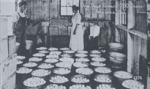 Butter & Egg Days History