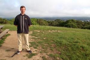 Hoby's Favorite Hike Helen Putnam Park