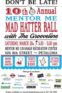 Mentor Me Mad Hatters Ball