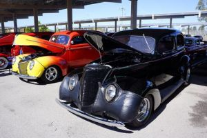 Salvation Army Car Show at Casa Grande High School