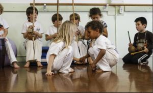 Capoeira Summer Camp