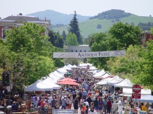 Petaluma Antique Faires