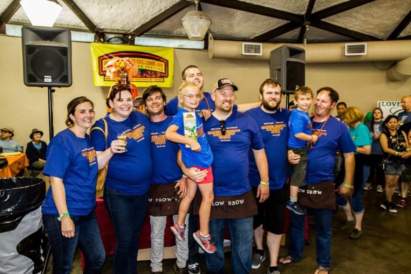 2015 Great Petaluma Chili Cook-Off Low Brow