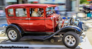 American Graffiti Panning Photo