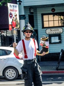 Fill The Boot For MDA-1