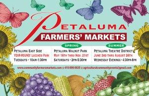 Petaluma Farmers Market