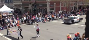 2015 Butter & Egg Days Parade