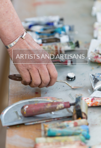 Artists and Artisans by Gary Kaplan