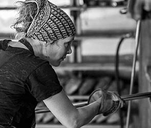 Celine Underwood Baker and Founder of Brickmaiden Breads