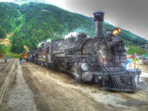 Train Painting