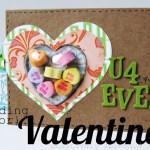 Creating in a Crunch – Sliding-Door Valentines