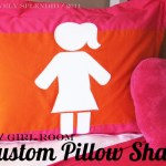Boy/Girl Pillow Shams – Custom Bedding, Part 2