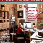 Where Women Create Winter 2012 Giveaway!