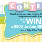 Jo-Ann Simply for Baby Contest