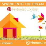 Homes.com Spring into the Dream Contest
