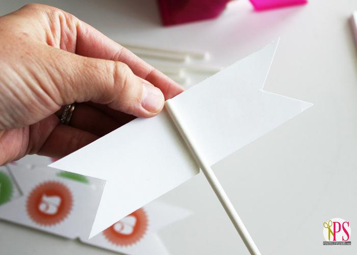 printable pie pennants 5