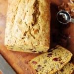 Cranberry-Pumpkin Bread