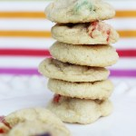 Rainbow Surprise Sugar Cookies