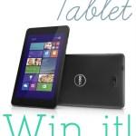 Monogrammed Tablet + Intel Tablet Giveaway!