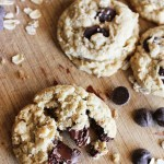 Cowboy Cookie Recipe (Chocolate, Oat and Coconut Cookies)