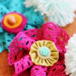 How to Make Lace Flowers