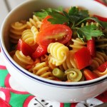 Gluten-Free Asian Quinoa Pasta Salad